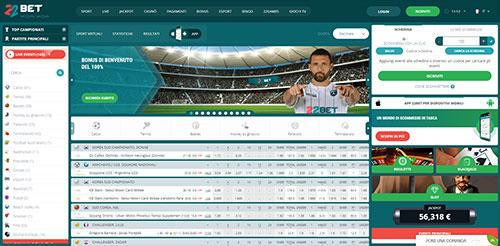 22bet sito scommesse